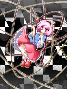 Rating: Safe Score: 5 Tags: komeiji_satori takato_iyuri touhou User: Manabi