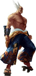 Rating: Safe Score: 5 Tags: heihachi_mishima male soul_calibur tekken User: Yokaiou