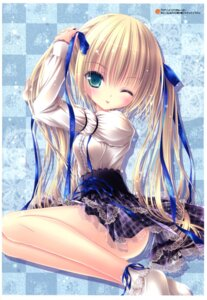 Rating: Safe Score: 69 Tags: lolita_fashion misawa_maho ro-kyu-bu! see_through tinkle User: RICO740