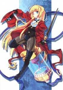 Rating: Safe Score: 18 Tags: cornelius_alba genderswap isii kara_no_kyoukai pantyhose thighhighs type-moon User: Radioactive