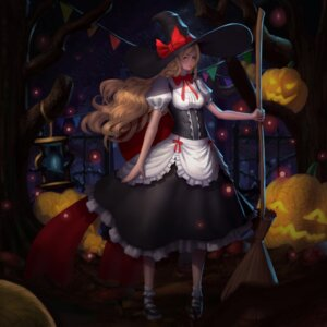 Rating: Safe Score: 19 Tags: kirisame_marisa touhou wilnus witch User: Mr_GT