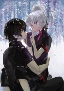 Rating: Safe Score: 52 Tags: darker_than_black hei saberiii yin User: charunetra