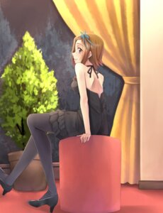 Rating: Safe Score: 16 Tags: k-on! pantyhose tainaka_ritsu yuki_usagi_(mofurafu) User: yumichi-sama