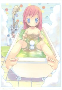 Rating: Questionable Score: 35 Tags: areola bathing feet loli naked pop tanaka_yutori yutori-chan User: petopeto
