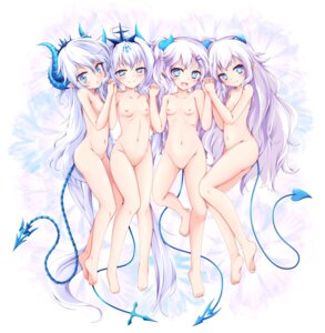 Rating: Explicit Score: 98 Tags: cat_and_rabbit elsword horns loli lu_(elsword) naked nipples pointy_ears pussy tail User: Nepcoheart