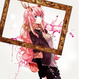 Rating: Safe Score: 36 Tags: animal_ears hatsuko horns megurine_luka vocaloid User: Amperrior