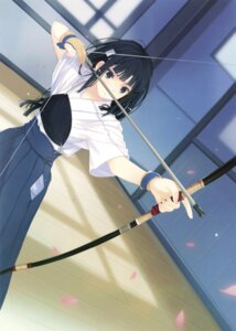 Rating: Safe Score: 35 Tags: japanese_clothes ruroo weapon User: Twinsenzw