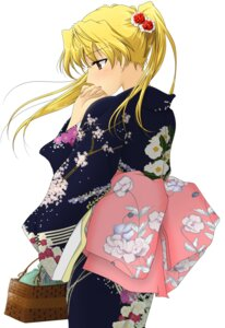 Rating: Safe Score: 23 Tags: kimono sawachika_eri school_rumble toshi5765 User: makiesan