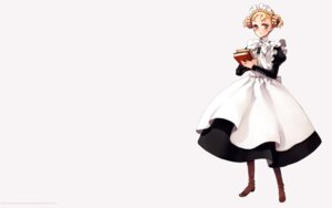 Rating: Safe Score: 4 Tags: collet_lloyd littlewitch maid oyari_ashito rondo_leaflet wallpaper User: Radioactive