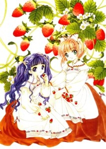 Rating: Safe Score: 11 Tags: card_captor_sakura clamp daidouji_tomoyo dress kinomoto_sakura User: Share