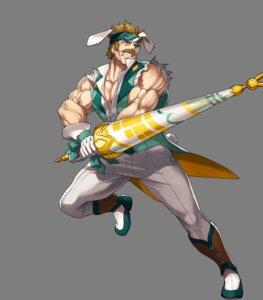 Rating: Questionable Score: 3 Tags: animal_ears bartre dai-xt fire_emblem fire_emblem:_rekka_no_ken fire_emblem_heroes heels nintendo weapon User: fly24