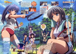 Rating: Safe Score: 16 Tags: buruma clannad dress fujibayashi_kyou fujibayashi_ryou furukawa_nagisa gym_uniform ibuki_fuuko okazaki_tomoya pantyhose sakagami_tomoyo seifuku summer_dress sunohara_youhei takahashi_mariko tennis thighhighs towel wet User: 月无名