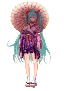 Rating: Safe Score: 20 Tags: hatsune_miku japanese_clothes kotetu_han vocaloid User: hoshizong
