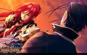 Rating: Safe Score: 1 Tags: blaze_union garlot kousaki_rui velleman wallpaper User: feralphoenix
