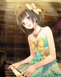 Rating: Safe Score: 27 Tags: dress kishida_mel school_fanfare User: saemonnokami