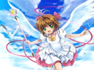 Rating: Safe Score: 14 Tags: card_captor_sakura kinomoto_sakura moonknives wallpaper wings User: blooregardo