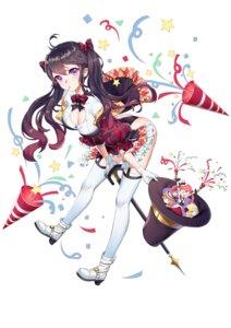 Rating: Safe Score: 19 Tags: boku_koyuki_mx cleavage heels leotard pointy_ears stockings thighhighs User: Dreista