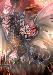 Rating: Safe Score: 10 Tags: gibuchoko monster seifuku User: hobbito