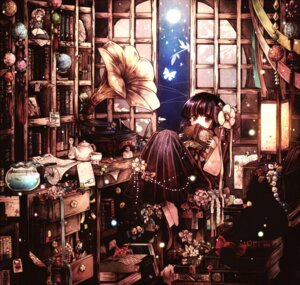 Rating: Safe Score: 27 Tags: hanada_hyou hieda_no_akyuu touhou User: blooregardo