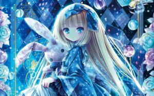Rating: Safe Score: 75 Tags: lolita_fashion skirt_lift tinkle wa_lolita wallpaper User: edogawaconan