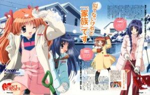 Rating: Safe Score: 3 Tags: ikeda_kazumi kanon minase_akiko minase_nayuki sawatari_makoto tsukimiya_ayu User: admin2