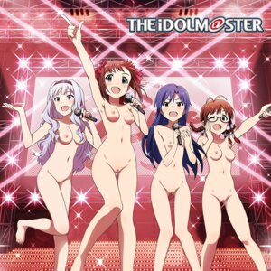 Rating: Explicit Score: 15 Tags: akizuki_ritsuko amami_haruka disc_cover kisaragi_chihaya megane naked nipples photoshop pussy shijou_takane the_idolm@ster uncensored User: Masutaniyan