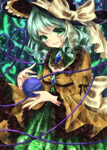 Rating: Safe Score: 23 Tags: dress komeiji_koishi shanghai_bisu touhou User: charunetra