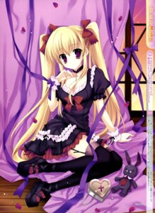 Rating: Safe Score: 30 Tags: lolita_fashion mitha stockings thighhighs User: admin2