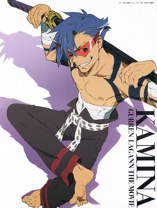 Rating: Safe Score: 13 Tags: kamina male nishigori_atsushi tengen_toppa_gurren_lagann User: Radioactive