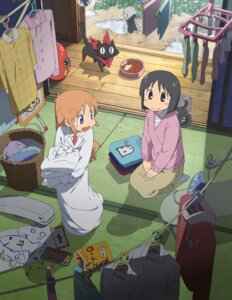 Rating: Safe Score: 30 Tags: hakase neko nichijou sakamoto shinonome_nano sweater tagme User: lovecortana