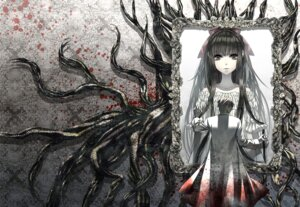 Rating: Safe Score: 19 Tags: aya_drevis blood dress mad_father shijuuhachi User: Humanpinka