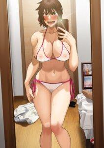 Rating: Questionable Score: 13 Tags: bikini black_bean nipples pubic_hair see_through selfie swimsuits User: Mr_GT