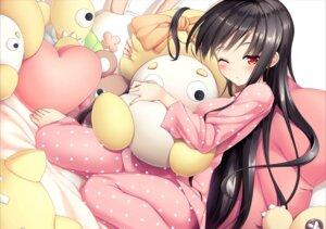 Rating: Safe Score: 37 Tags: moeki_yuuta pajama User: yanis