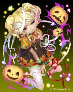 Rating: Safe Score: 16 Tags: bandages cleavage dress halloween takamiya_ren User: Mr_GT