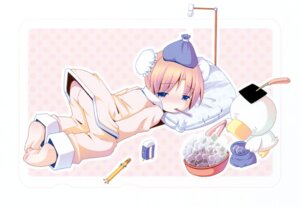 Rating: Safe Score: 9 Tags: ah-kun feet moetan muni-san nijihara_ink pajama pen-kun pop User: petopeto
