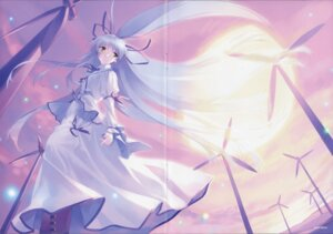 Rating: Safe Score: 16 Tags: crease dress fixme sarasa sorairo_no_organ ueda_ryou User: cyanoacry