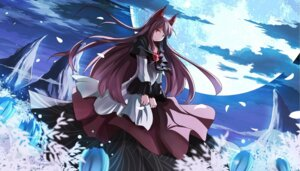 Rating: Safe Score: 37 Tags: animal_ears imaizumi_kagerou risutaru touhou User: RbOH