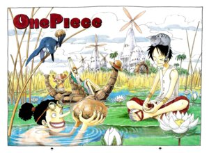 Rating: Safe Score: 3 Tags: monkey_d_luffy nami oda_eiichirou one_piece tony_tony_chopper usopp User: Davison