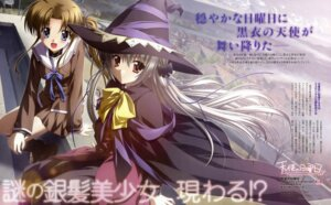 Rating: Safe Score: 20 Tags: ef_~a_fairytale_of_the_two~ hayama_mizuki kamishiro_alice minori nanao_naru seifuku supipara tenshi_no_nichiyoubi witch User: acas