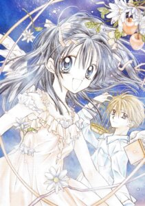 Rating: Safe Score: 4 Tags: dress full_moon_wo_sagashite kouyama_mitsuki tanemura_arina wings User: syaoran-kun