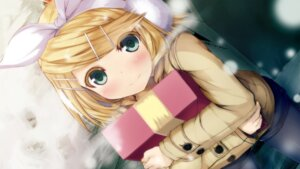Rating: Safe Score: 27 Tags: daidou kagamine_rin vocaloid wallpaper User: fairyren