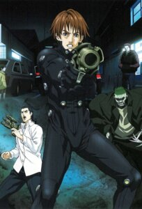 Rating: Safe Score: 4 Tags: gantz kurono_kei male masaru_kato screening User: calebjoe