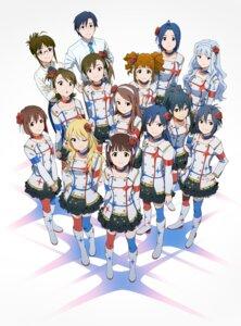 Rating: Safe Score: 37 Tags: akizuki_ritsuko amami_haruka futami_ami futami_mami ganaha_hibiki hagiwara_yukiho hoshii_miki kikuchi_makoto kisaragi_chihaya megane minase_iori miura_azusa producer shijou_takane takatsuki_yayoi the_idolm@ster thighhighs User: konbaku