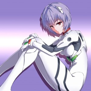 Rating: Safe Score: 30 Tags: ayanami_rei bodysuit fish.boy neon_genesis_evangelion User: charunetra