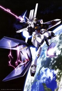 Rating: Questionable Score: 10 Tags: char's_counterattack gundam nu_gundam rx-93 suzuki_takuya User: drop