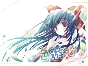 Rating: Safe Score: 8 Tags: nagomi tenmu_shinryuusai wallpaper User: Radioactive