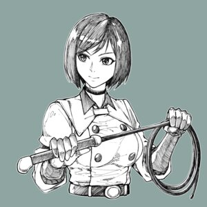 Rating: Safe Score: 8 Tags: fish.boy monochrome sketch tagme weapon User: Radioactive