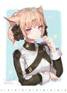 Rating: Questionable Score: 19 Tags: final_fantasy final_fantasy_xiv momoko_(momopoco) sashimi_necoya tagme User: kiyoe