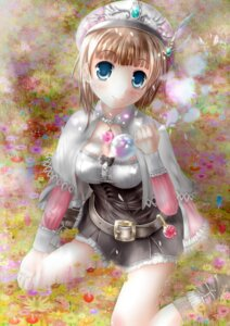 Rating: Safe Score: 19 Tags: atelier atelier_rorona cleavage mochitsuki_hono rorolina_frixell User: jimmy60920