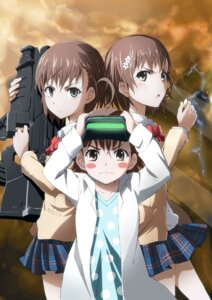 Rating: Safe Score: 38 Tags: delf last_order misaka_imouto misaka_mikoto seifuku to_aru_kagaku_no_railgun to_aru_majutsu_no_index User: PPV10